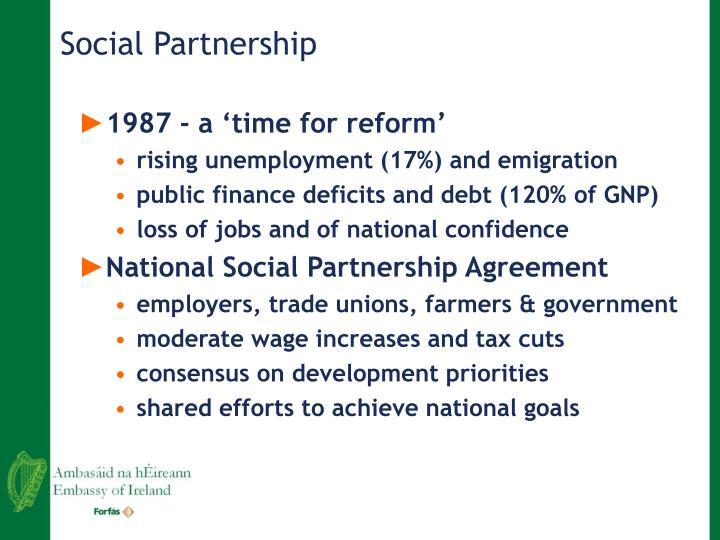 Social Partnership