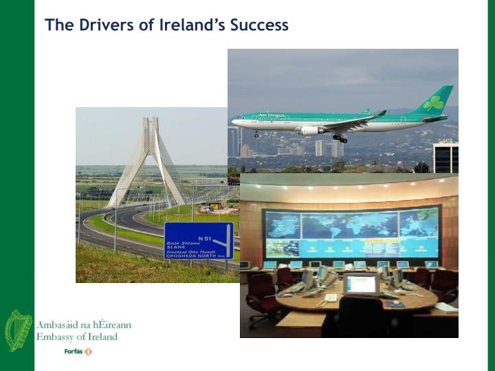 The Drivers of Ireland's Success