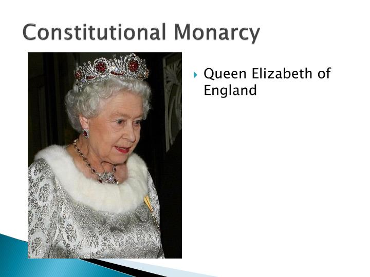 Constitutional Monarcy