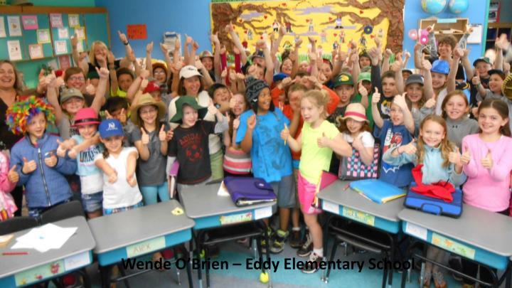 Wende O'Brien – Eddy Elementary School