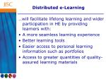 distributed e learning1