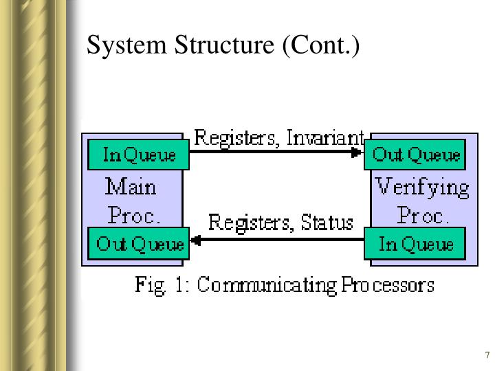 System Structure (Cont.)