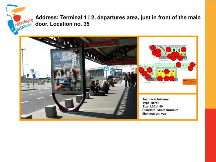 Address: Terminal 1 i 2,