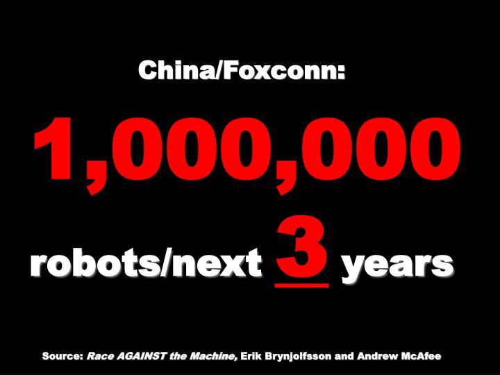 China/Foxconn: