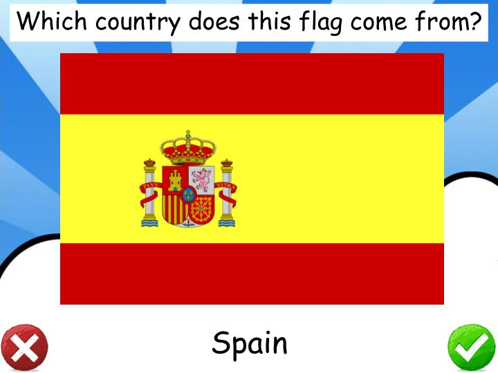 Which country does this flag come from?