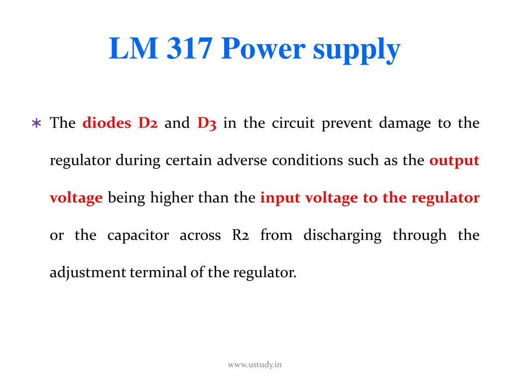 Lm338 Voltage Regulator Circuit