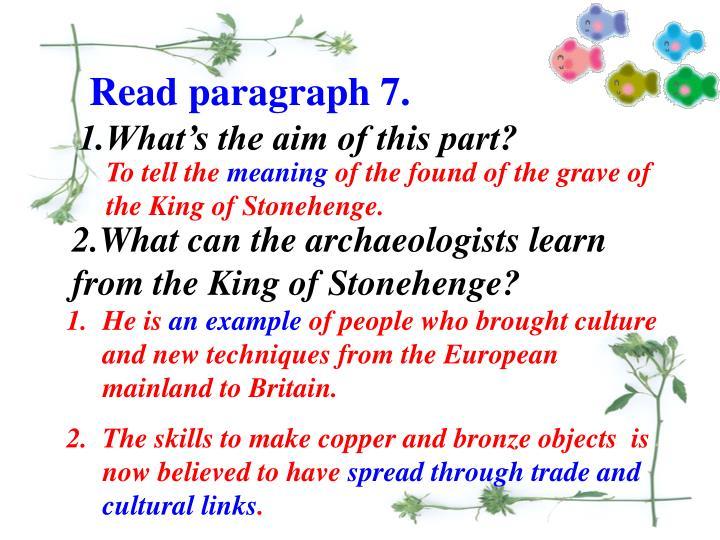 Read paragraph 7.