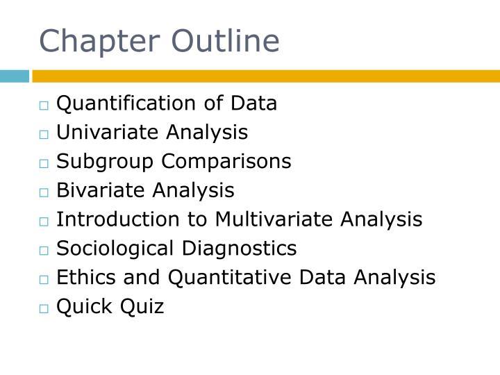 the quantitative data analysis Quantitative data analysis -  analysis-quant-xi-1 research design for educational technologists © tecfa 1/4/05 quantitative data analysis ( version 07, 1/4/05 .