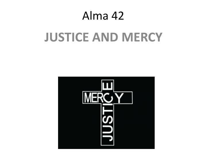 Alma 42