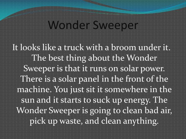 Wonder sweeper2