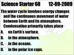 science starter 68 12 09 2009