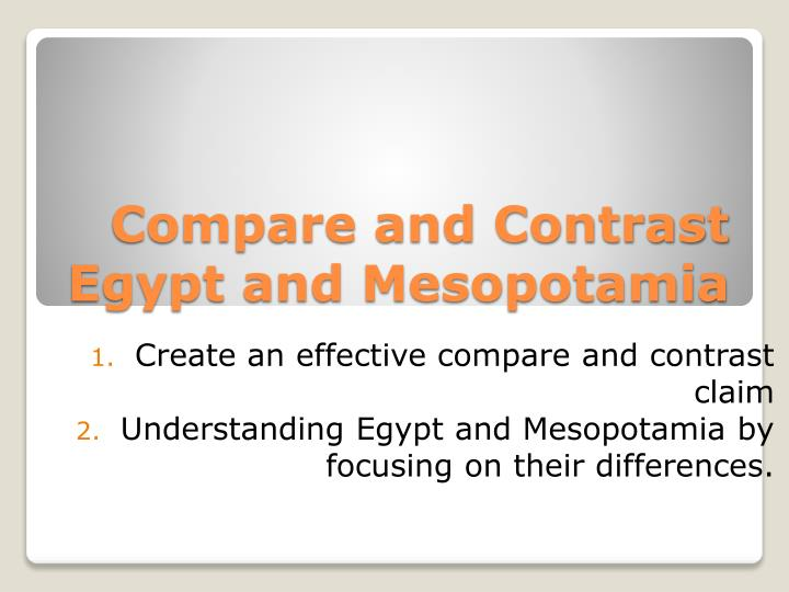 compare and contrast between egypt and Planning page compare and contrast egypt and the shang-zhou river valley in two of the following: environment, government, and religion egypt (government) king.