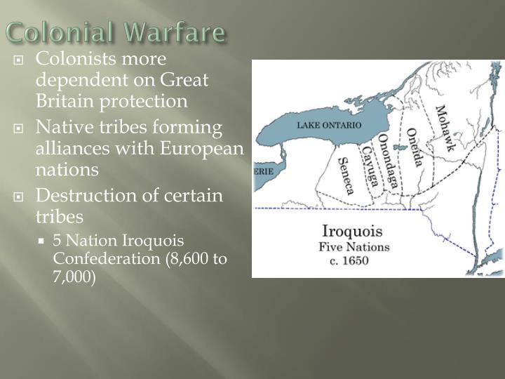 Colonial Warfare