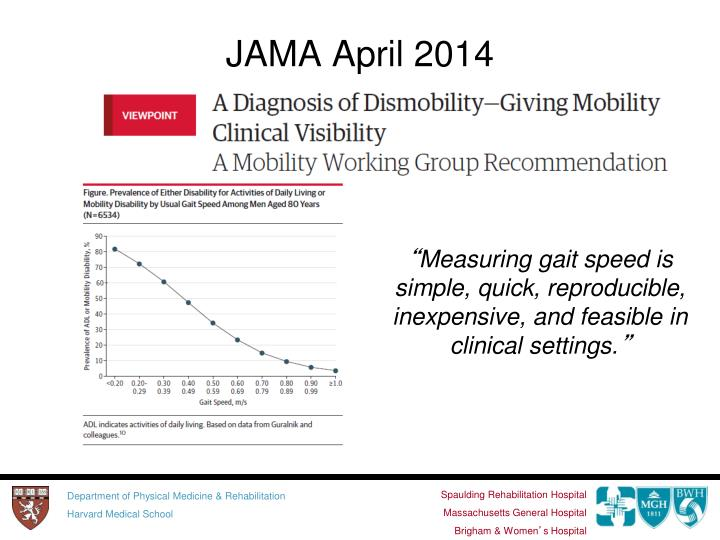 JAMA April 2014