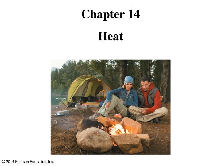 Chapter 14 heat