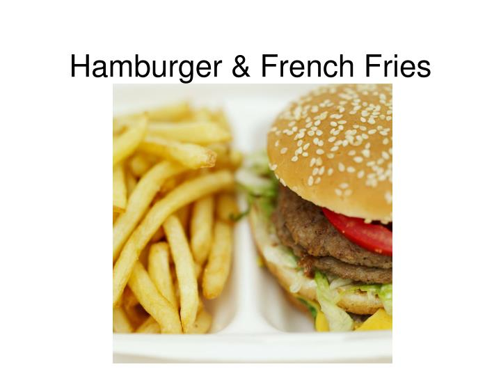 cheeseburger powerpoint essay Your essay needs to start with an introductory paragraph, a body and a conclusion it is the start, a middle and the finish essentially, you want to begin with a background for why you have the goals.