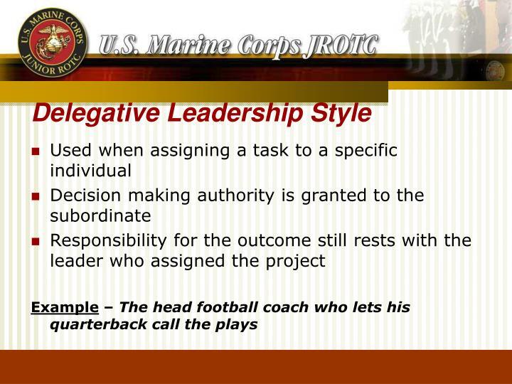 ppt - leadership styles powerpoint presentation