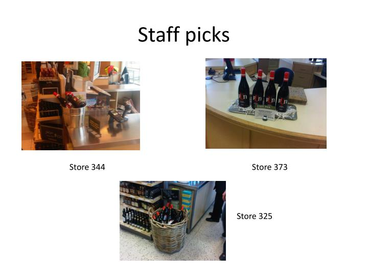 Staff picks1