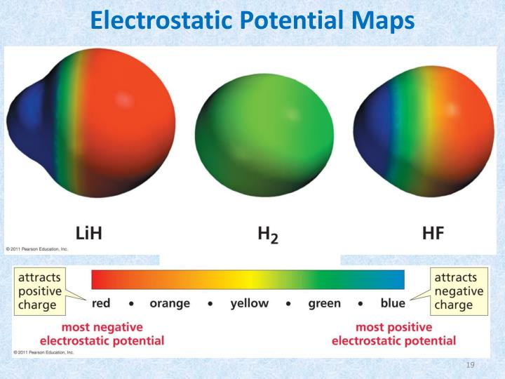 Electrostatic Potential Maps