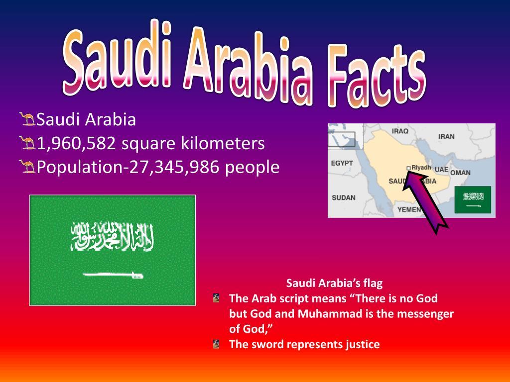 PPT - Saudi Arabia PowerPoint Presentation - ID:6836624