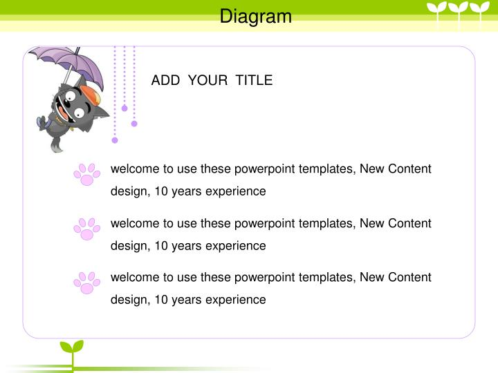 welcome to use these powerpoint templates, New Content design, 10 years experience