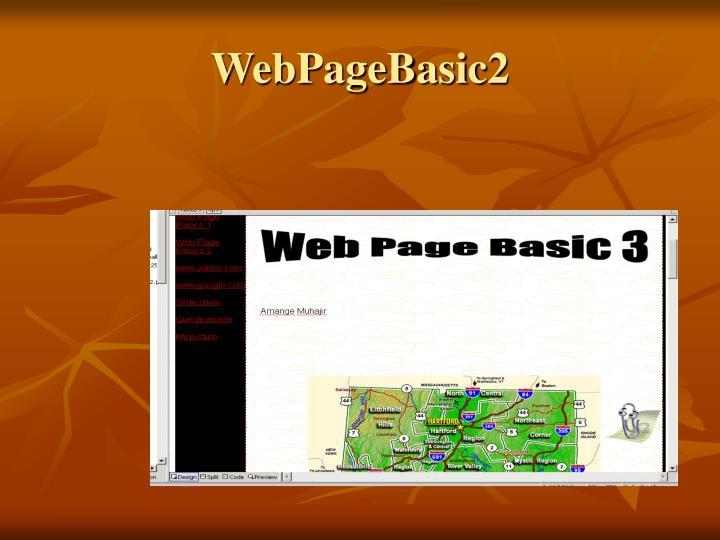 Webpagebasic2