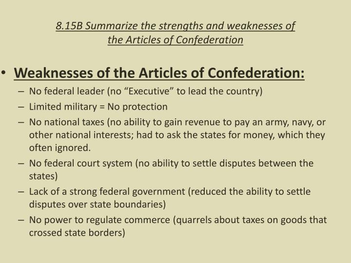 under that articles or blog posts for confederation our elected representatives was missing that proficiency to