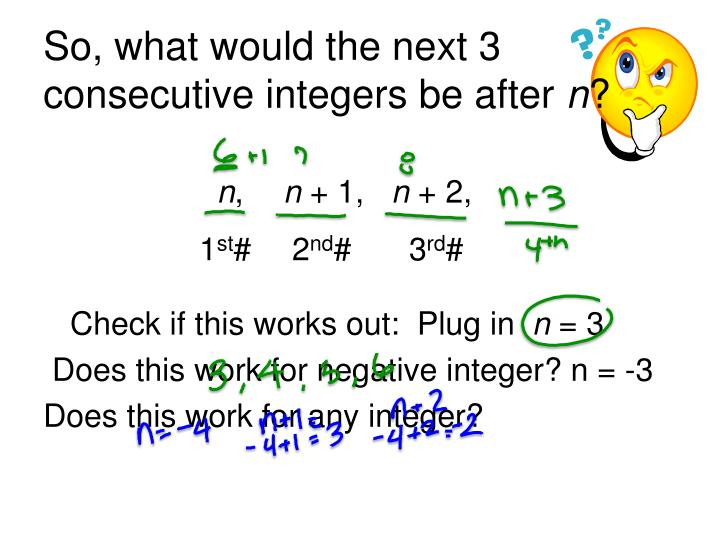 how to find two consecutive even integers
