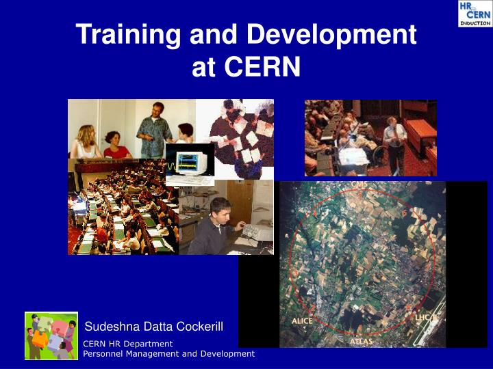 training and development at cern n.