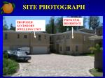 site photograph2