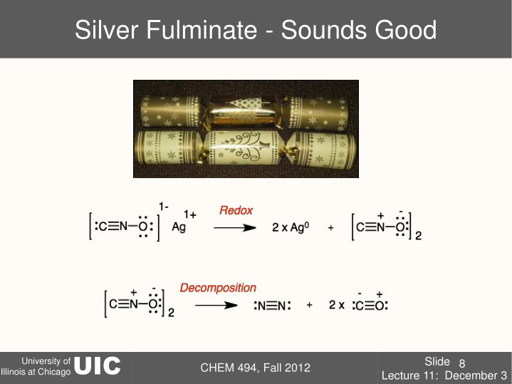 Silver Fulminate - Sounds Good