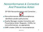 nonconformance corrective and preventive action2