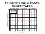increasing number of sources random waypoint2