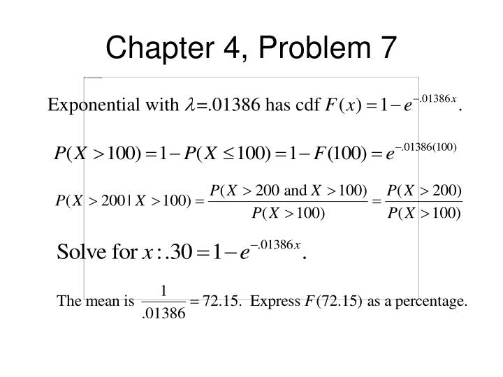 chapter 4 problem 7 n.