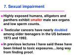 7 sexual impairment1