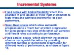 incremental systems2