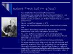 robert frost 1874 1963