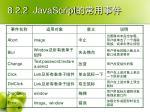 8 2 2 javascript