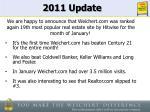 2011 update