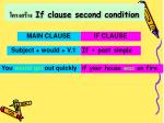 if clause second condition3