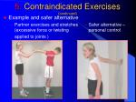 5 contraindicated exercises continued4