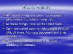 shinto beliefs