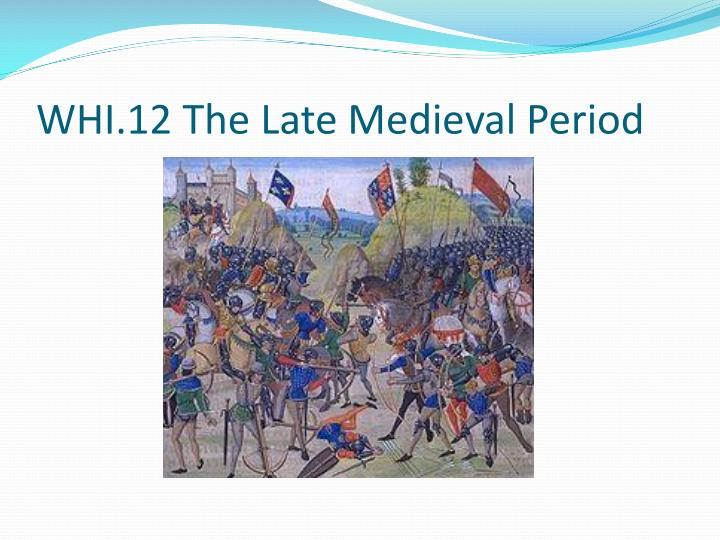 an overview of the period of the middle ages The middle ages were a period of european history between the fall of the roman empire and the beginning of the renaissance learn more about the art, culture and history of the middle ages.