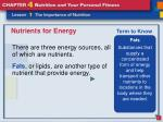 nutrients for energy2