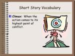 short story vocabulary4