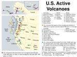 u s active volcanoes