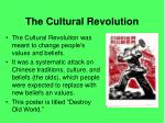 the cultural revolution2