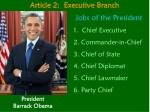 article 2 executive branch10