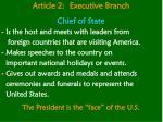 article 2 executive branch13