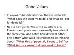 good values1
